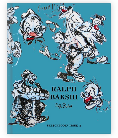 Bakshi Book 2 : No Rhyme or Reason