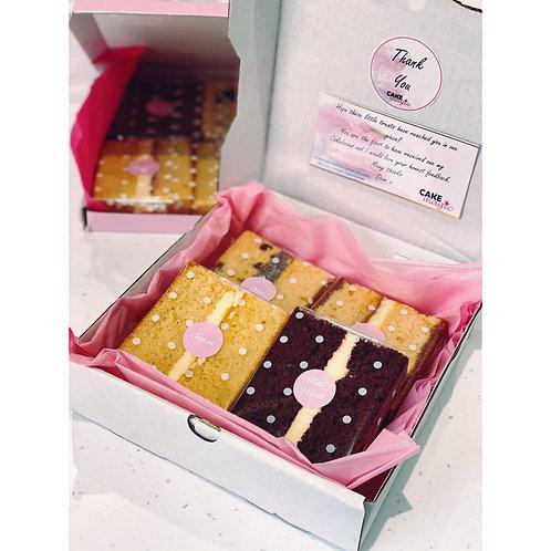 Mini Letterbox Cake Subscription