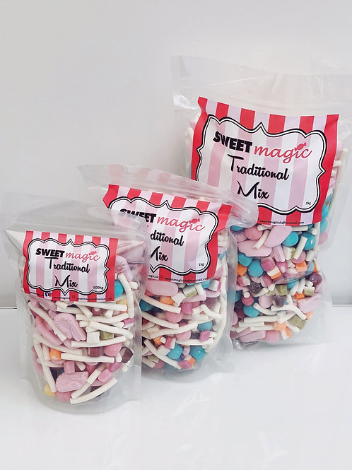 Traditional Mix Sweet Bag