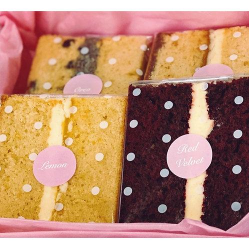 Large Cake & Sweet Box