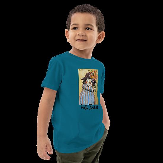 Little Gal #0889 Organic cotton kids t-shirt