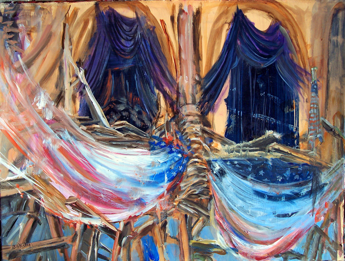 fords theater 22x30