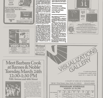 THE NEW YORK TIMES - 1981