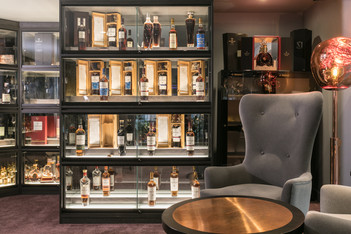 The Macallan Lounge at 4 Degree