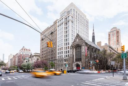 1010 Park Avenue for David Collins Studios