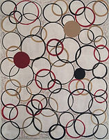 Yana G Nova 'Circles Composition I'.jpg