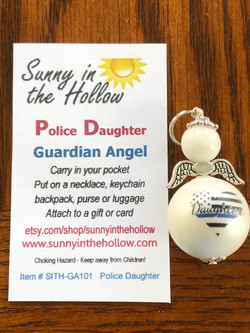 Police Daughter Angel