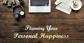 Online Workshop: Planning Your Personal Happiness