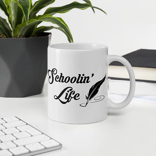 Schoolin' Life Mug
