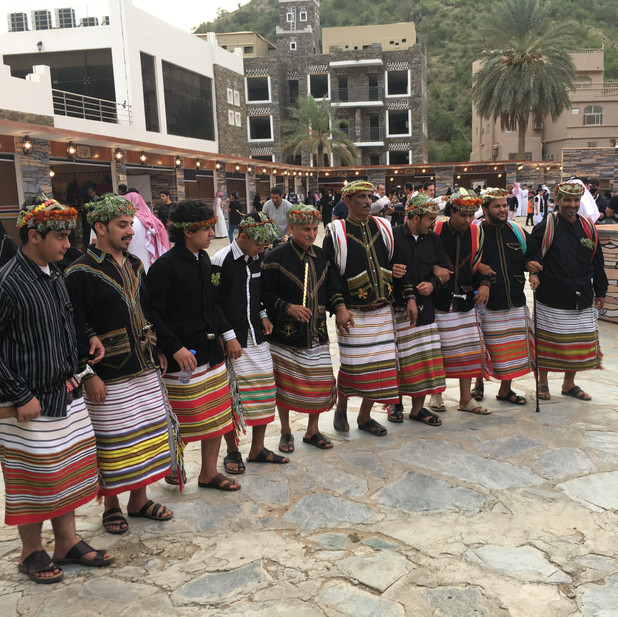 Tradition and Heritage of the Asir