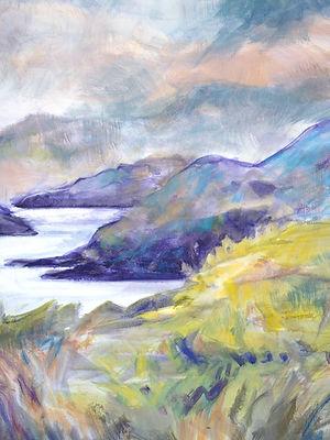 Loch Chairn Bhain (Ecosse)