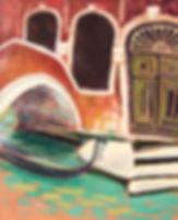 Mysterieux Acrylique sur toile