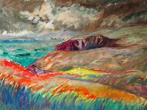 Hornhaed Peinture à l'huile