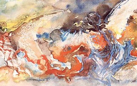 Les peintures qui inspirent Annick Vénineaux !