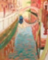Solitude Acrylique sur toile
