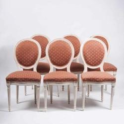 6 krzesel