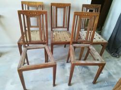 5 Krzesełek