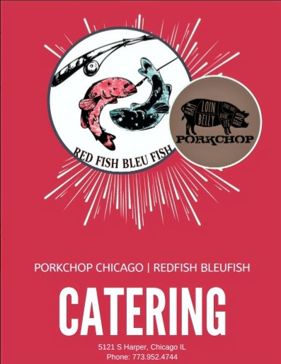 RedFish BleuFish  | Porkchop