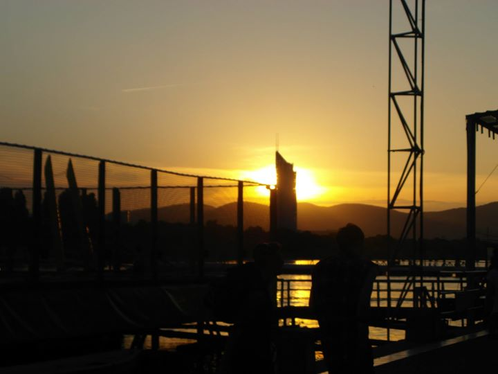 Vienna Sunsets