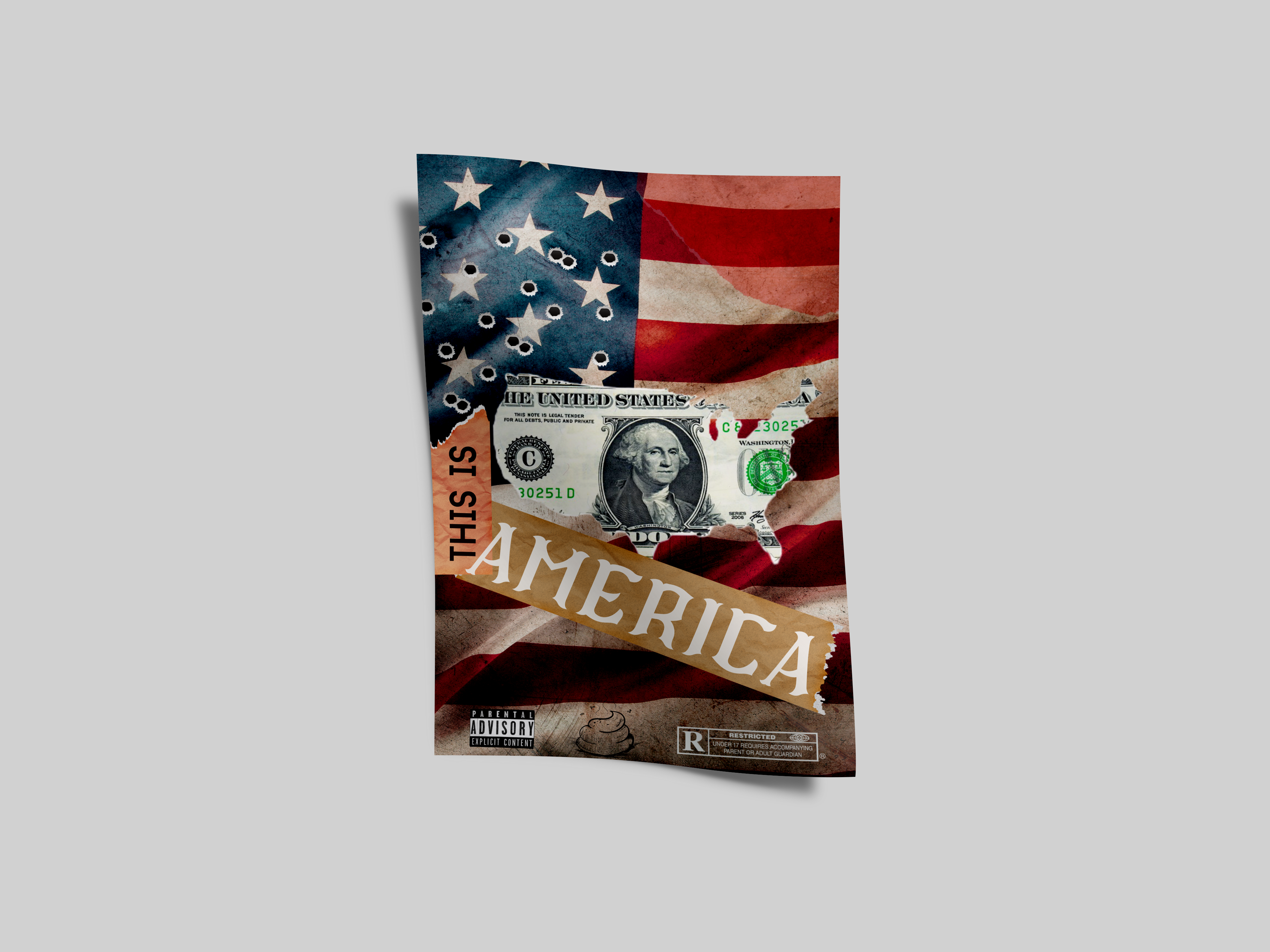 This is America Movie Poster