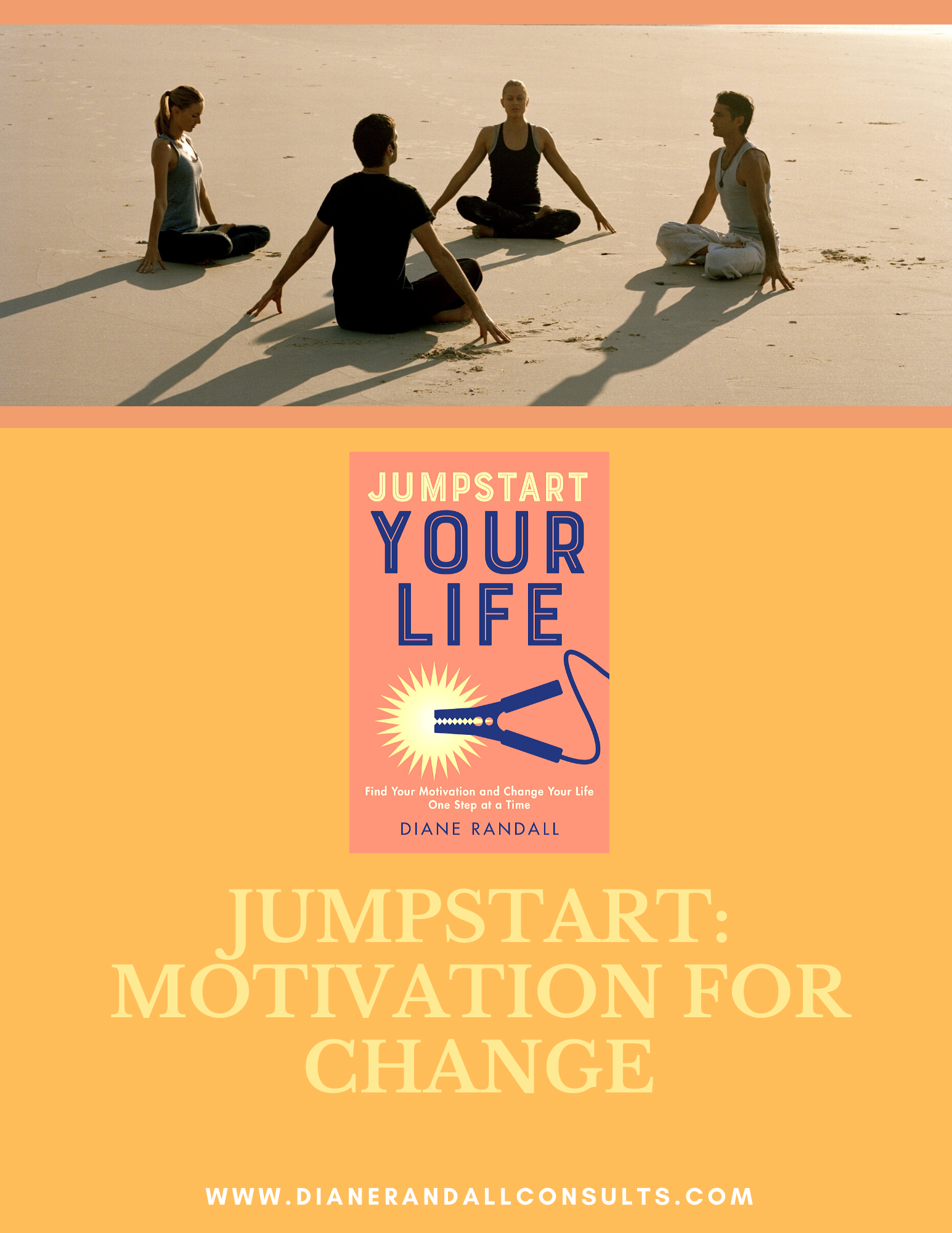 Jumpstart Your Life Book Release