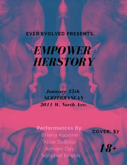 Ever Evolved presents_