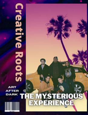 The Mysterious Experience, Your Next Favorite Indie Rock Band.
