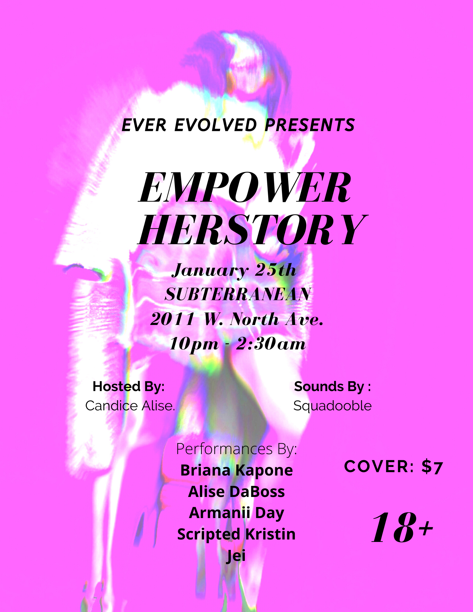 Ever Evolved | Empower Herstory