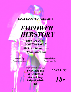 Ever Evolved | Empower Herstory