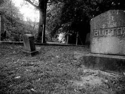 Cemetery in Granville.