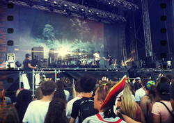 Band: The Foals | Frequency Festival