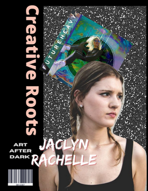 Jaclyn Rachelle is FUTUREHEAVY