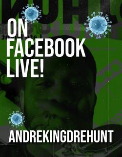 DJ Hunt | Urban Fetes FB Event 4/17/2020