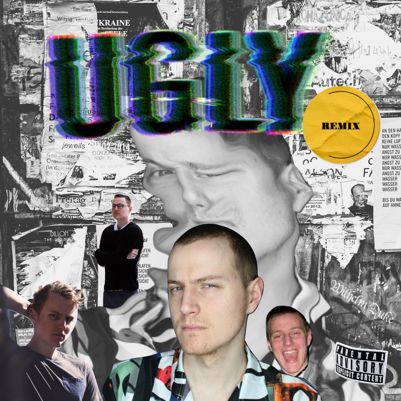 Ugly remix - Wilhelm Duke Cover Art #1