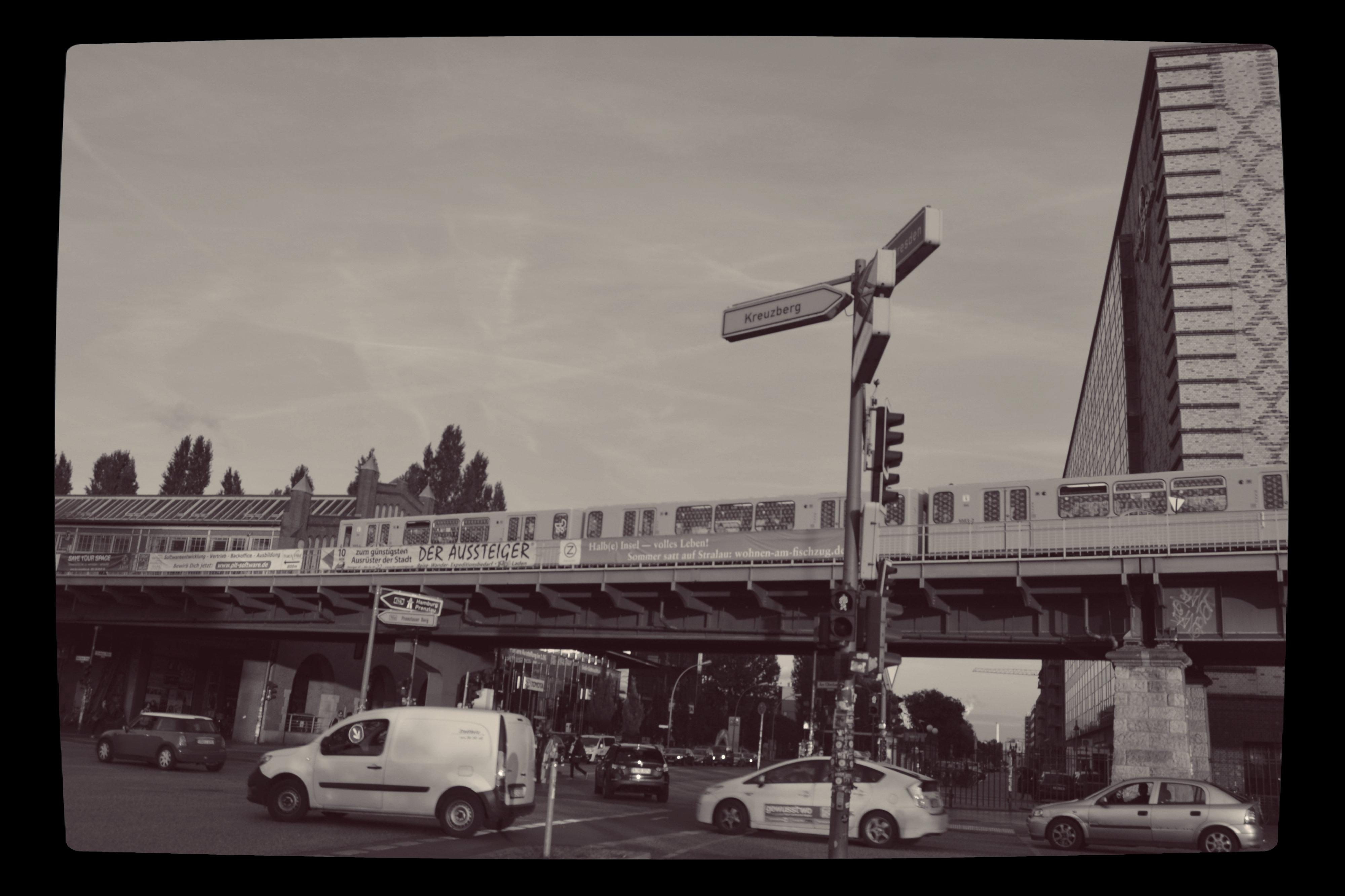 City Streets. Berlin.