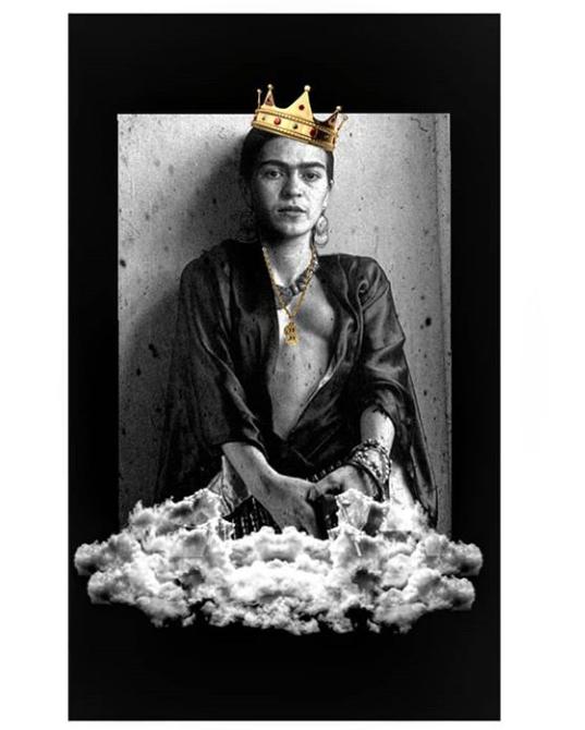 Frida Kahlo - Gangster Queen