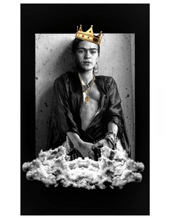 Frida Kahlo - Gangster Queen