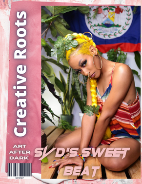 WMHM: Syd's Sweet Beat is making a name in Chicago and giving us beautiful photographs and make-up!
