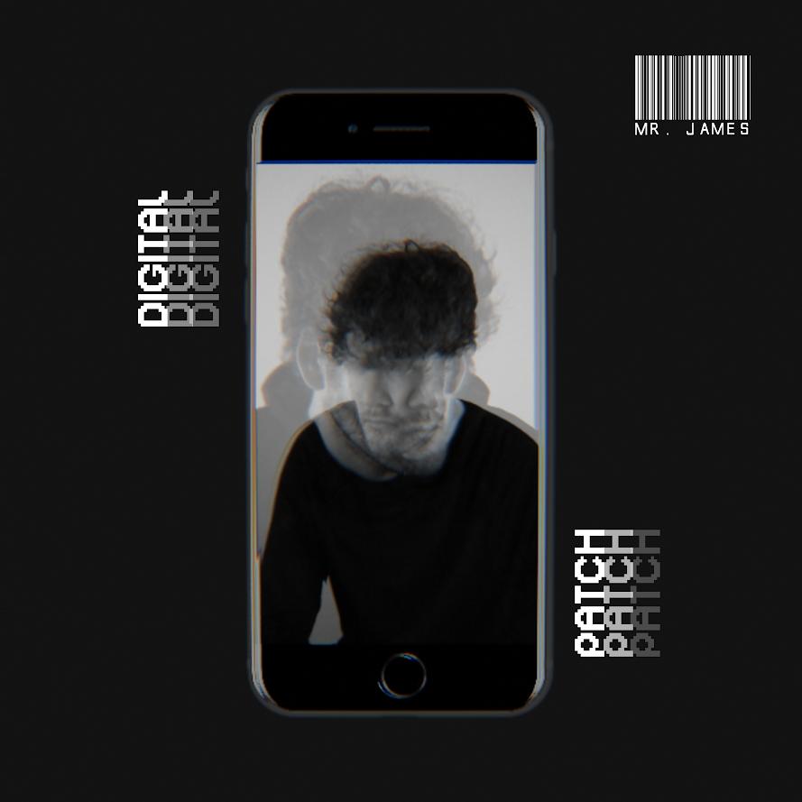 Mr.James - Digital Patch