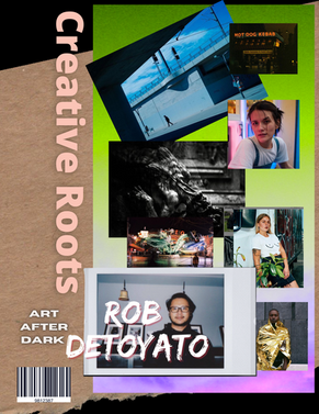 Robert Detoyato is a unique photographer bringing a new vision to Portraits and Street Photography!