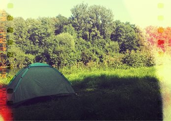 The campsite | Frequency Festival