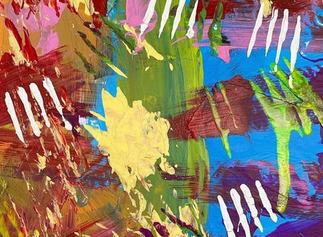 Visual Art Winner|THE WORLD IS YOURS COMPETITION | Keyana Scott