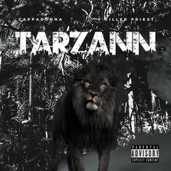 Tarzann - CappaDonna Alternate Cover Art