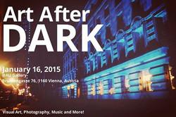 Art after Dark Wien Event FB Post.