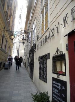 Alleyways | Vienna Streets.