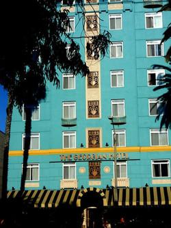 Beverly Hills Hotel.
