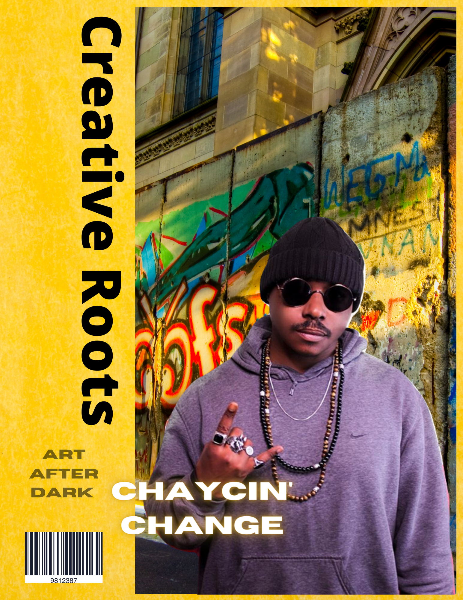 CREATIVE ROOTS ARTIST FEATURE CHAYCIN' C