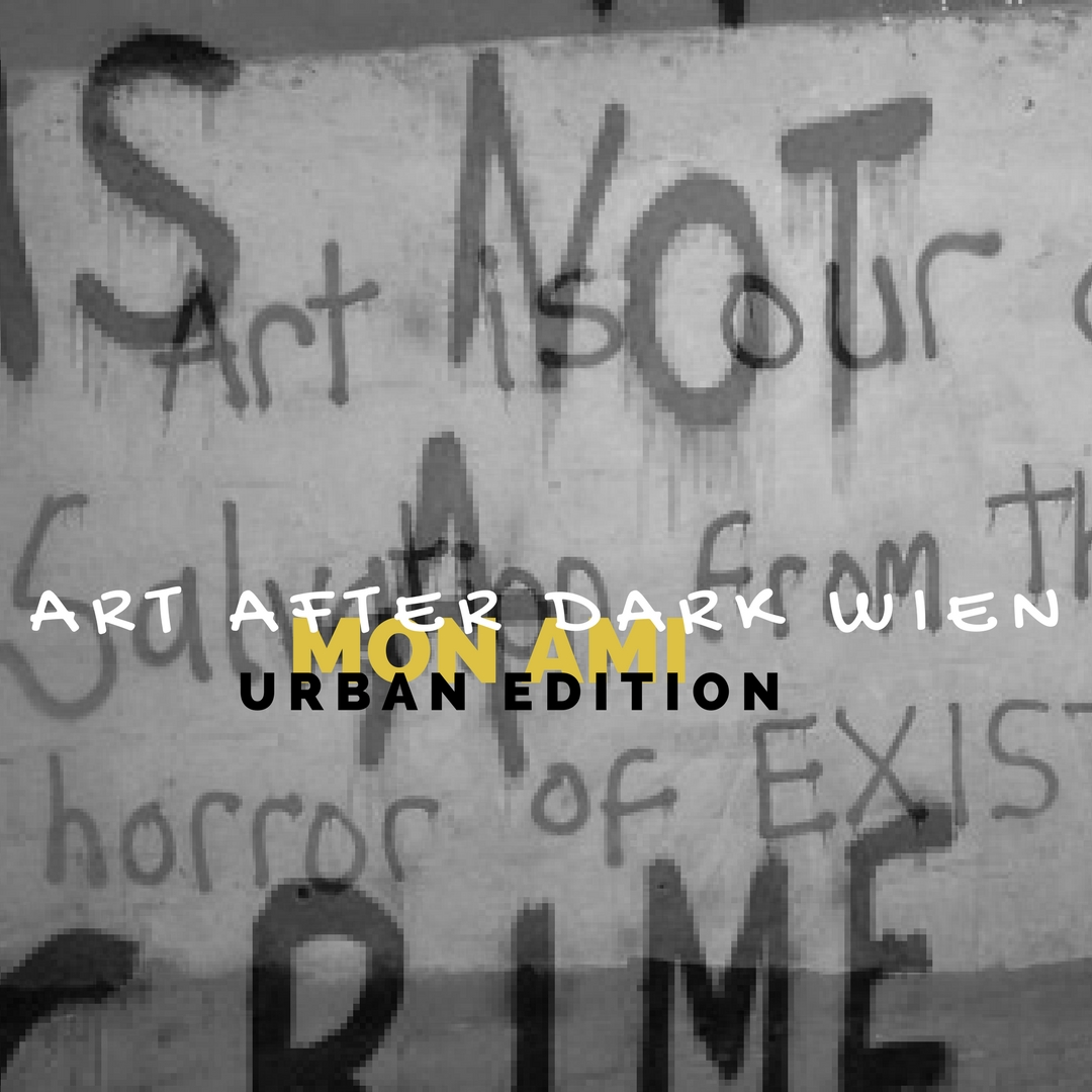 Art is not a Crime Urban Edition