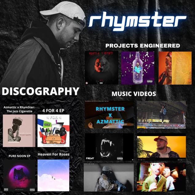 RhymSter EPK