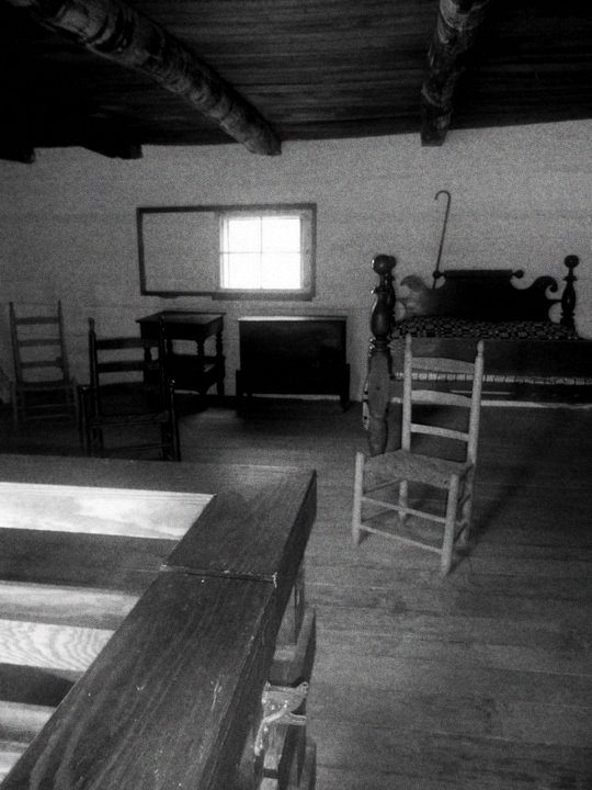 Plantation Slave House.